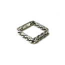 Chain Square Ring