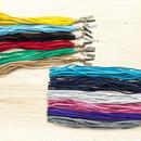 12色展開! 柔らかい本革のフリンジ Fringe phone pierce Long tassel  / フリンジフォンピアス ロングタッセル [ 12色 ]