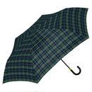 【a.s.s.a】RM095 タータンチェック 雨傘