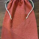 正絹の巾着袋