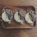 アイシングクッキー 月とコウモリセット