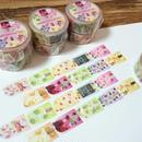フルーツアイスキャンディ☆マスキングテープ