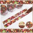 Chocolate☆マスキングテープ