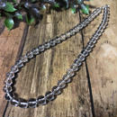 最高級[5A]天然本水晶  10mm 数珠ネックレス  総合運アップのパワーストーン