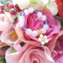 白いお花のリングmr-1414