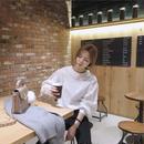 【即納OK!】バルーンスリーブシャツ