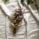 bouquet swag /  cherry