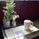 TILE COASTER 4pcs set
