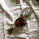 bouquet swag /  daisy