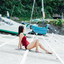 ≪予約商品≫【ATM-002】lulu + Mikeneko Homeless - 海に行きたい (10inch -  45rpm) ≪10月初旬発送予定≫