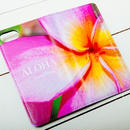 【ALOHA Island Days Collection】マグネットタイプiPhoneケース-Pua Lani-