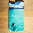 "【ALOHA Island Days Collection】ハードケース""Honuea"""