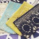 Mila Bikinis / Wallet-Clutch Crochet