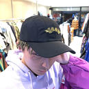 GRIMEY TRANSISBERIAN 8 PANEL CAP (BLACK)
