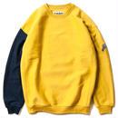 TIGHTBOOTH TBKB CYBORG CREW SWEAT (Yellow)