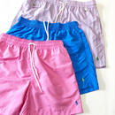 POLO Ralphlauren SWIM SHORTS (PINK, BLUE, STRIPE)