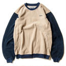 TIGHTBOOTH GOD FLEECE PULLOVER (Beige)