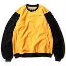TIGHTBOOTH GOD FLEECE PULLOVER (Yellow)
