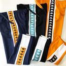 Kappa TRACK PANTS (NAVY, BLACK, ORANGE)