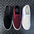 STATE FOOTWEAR KEYS (BLACK / PEWTER SUEDE, BLACK CHERRY / WHITE SUEDE, BONE WHITE SUEDE)