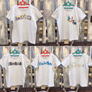 国名・地名シリーズTシャツ