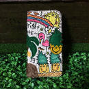 ハワイアンオールスター刺繍iPhone6/6sPlus,7Plusケース