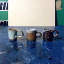 OMA pottery   Demitasse cup &  Espresso cup