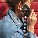 iPhone7♡ブロックストラップ