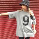 ソフト生地Tシャツ「9」