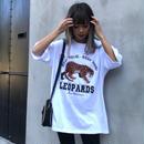 BIGTシャツ「LEOPARDS」