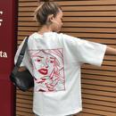 刺繍Tシャツ「ROZZI」