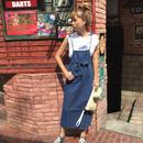 デニムribbonタイトスカート «Autumn style»