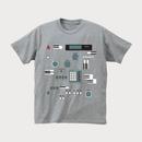 ayU tokiO 1000kbTシャツ