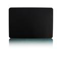 Leather deskpad A4 size - green stitch