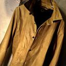 VADEL 目玉希少カラーWashable Leather-shirt極上未使用品
