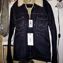 AKM × Wrangler ダブルネームランチジャケットタグ付き極上未使用品