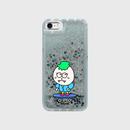 【iPhone6/6S/7/8】スケボーモッティー グリッターケース
