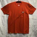 "Enjoi / ""Small Panda Logo Premium T-Shirt"" Orange / L"