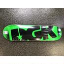 """DGK / """"Fluorescent Logo Green"""" 8.06inch"""