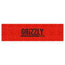 """Grizzly / """"Glitter Stamp Griptape Red"""""""