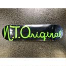 "N.T Original / ""Team Logo Green"" 8.0inch"