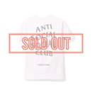 ANTI SOCIAL SOCIAL CLUB  アンチソーシャルクラブ ASSC  HK City Tee -Light Pink-