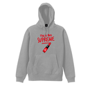 """18AW""    PANDEMIC  Not rouge  Hoody    -Gray-"