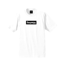 """19SS""限定アイテム  BACKYARD バックヤード 3rd Black Box Kirill Tee 3周年記念Tシャツ -White-"