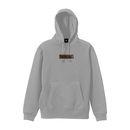 """18AW"" PANDEMIC  Re Castom Hoody   -L Box Logo-  -Gray-"