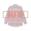 ANTI SOCIAL SOCIAL CLUB  アンチソーシャルクラブ ASSC  Trip Flannel Shirt -Red-