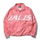 """18SS""  DLSM ディーエルエスエム DLSM RAIN MAKER NYLON JACKET -L.Pink-"