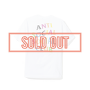ANTI SOCIAL SOCIAL CLUB  アンチソーシャルクラブ ASSC  Rainy Days Tee -White-
