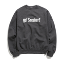 """19SS""   PANDEMIC  got Sneaker massege  Sweat    -C.Gray-"