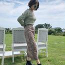 【即配送可能です♪】Leopard Skirt